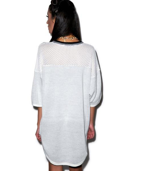 Joyrich I'm Very Expensive Knit Dress