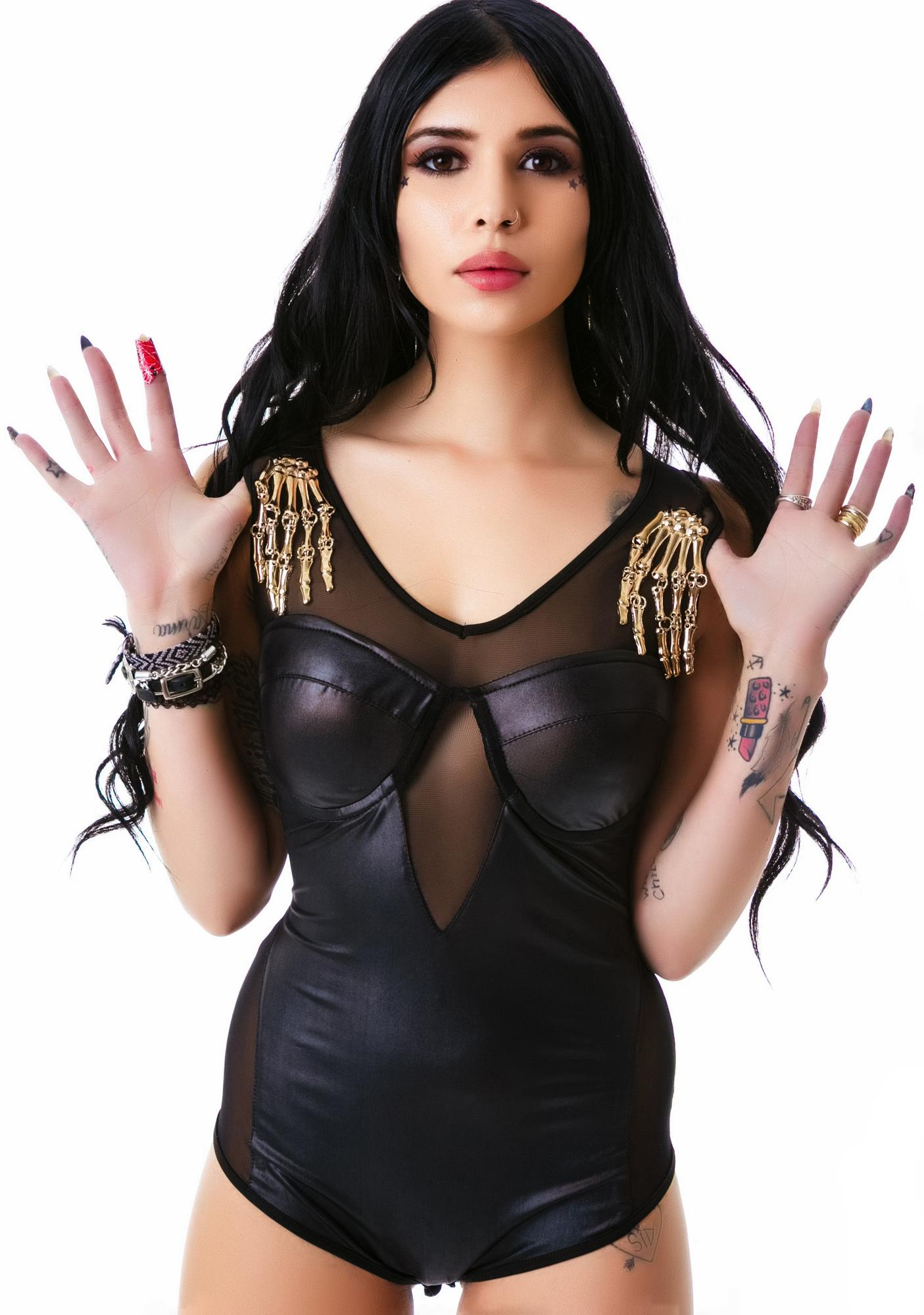 The Claw Bodysuit