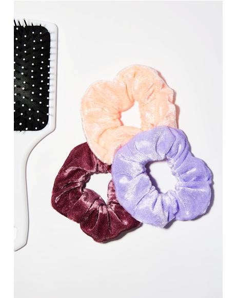 In Your Dreamz Scrunchie Set