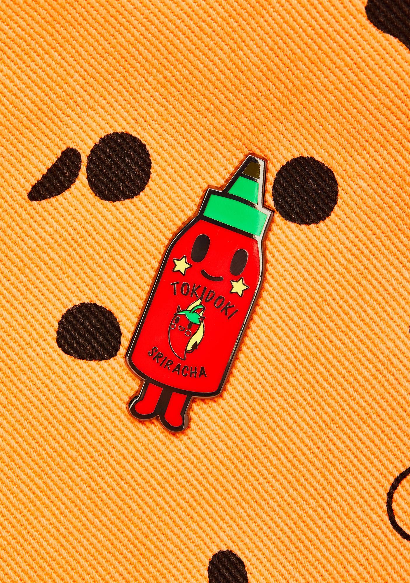 Tokidoki Hotty Enamel Pin