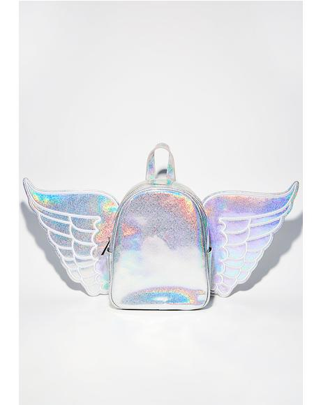 Magical Wings Mini Backpack