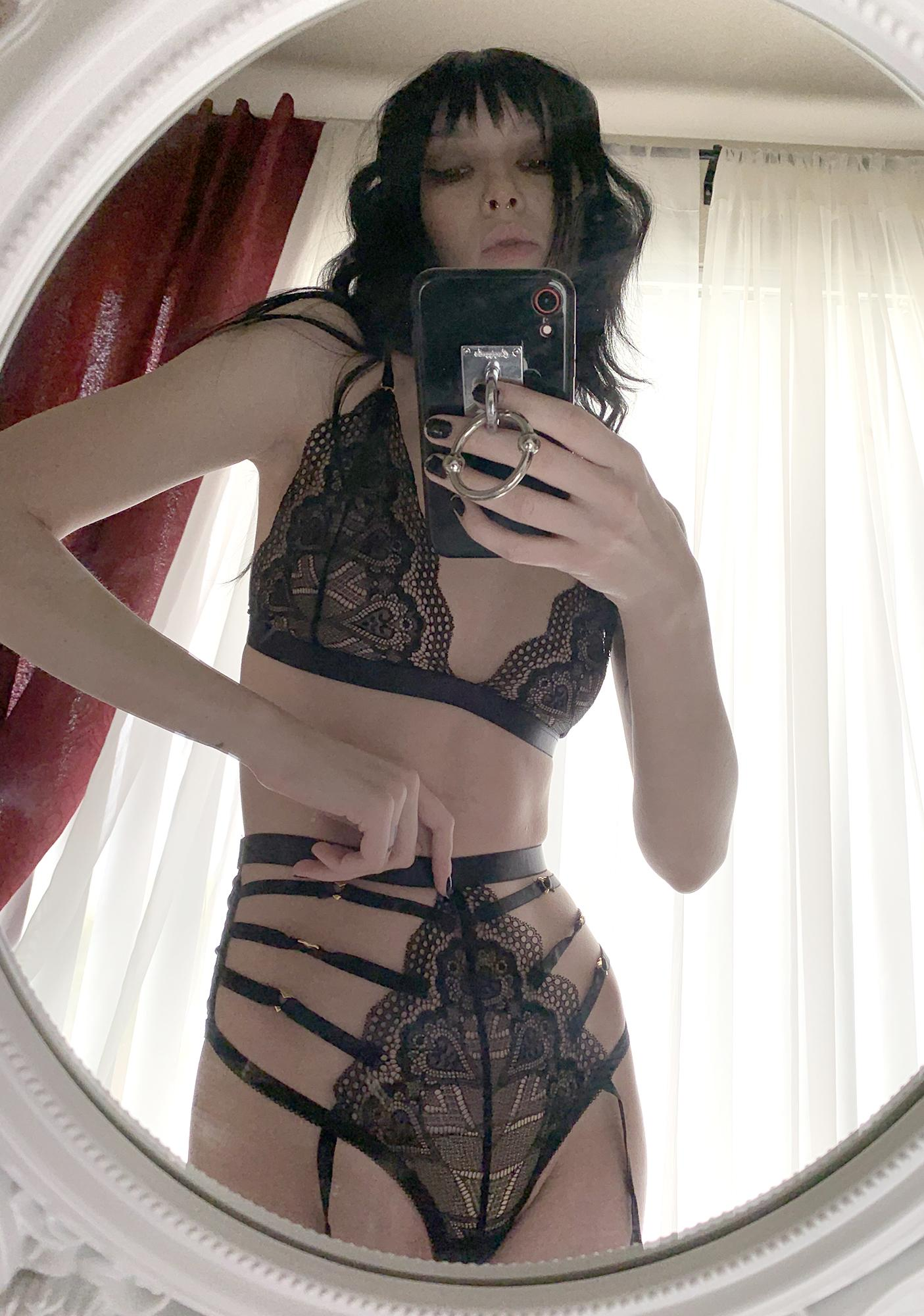 New Obsession Lace Set