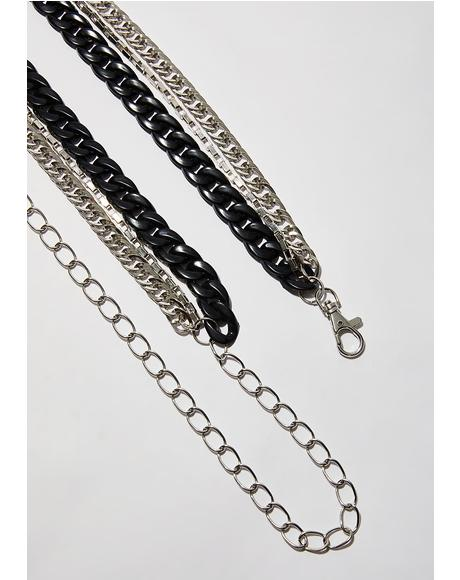 Chain Me Up Belt