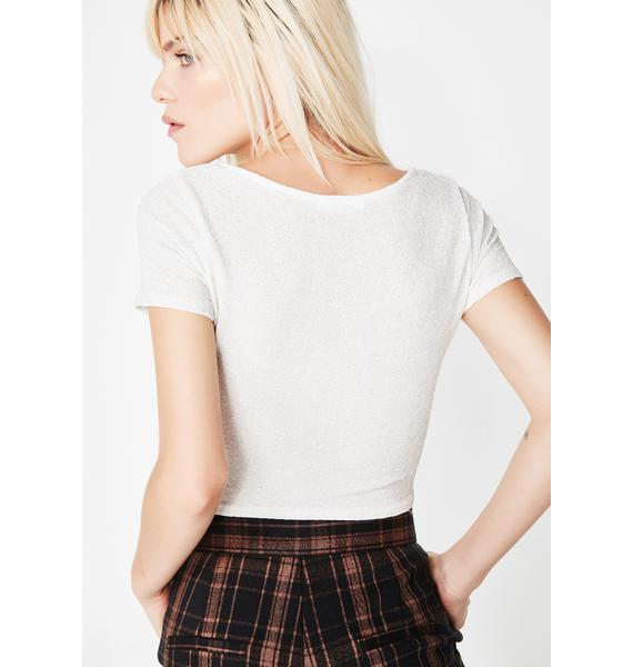 Knot Into You Crop Top