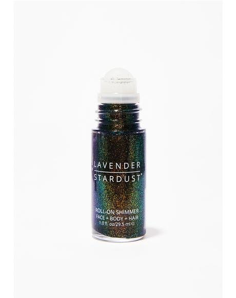 Aurora Roll-On Shimmer Body Glitter