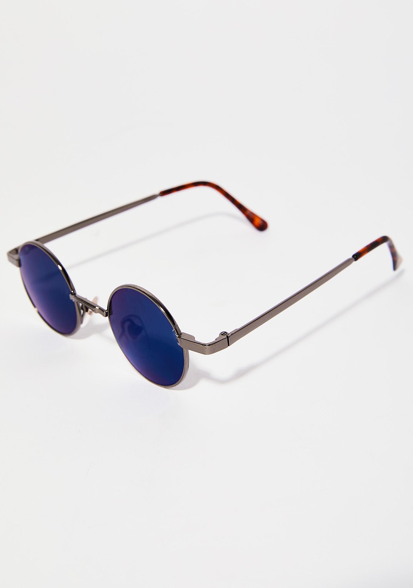 Shade Is Real Circle Sunglasses