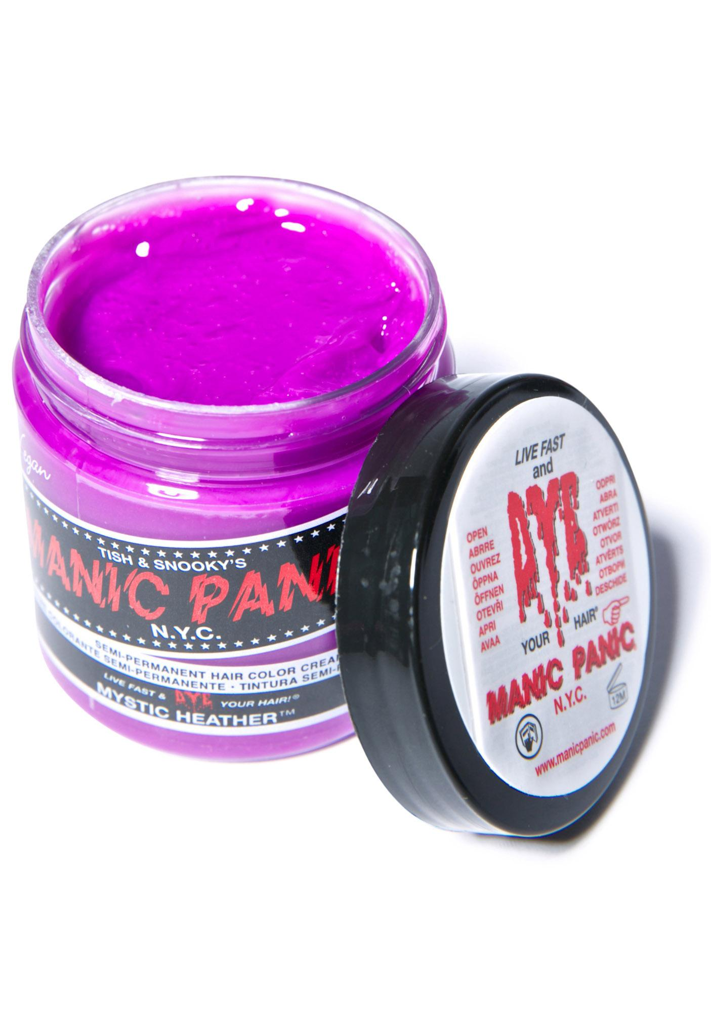 Manic Panic Mystic Heather Classic Hair Dye