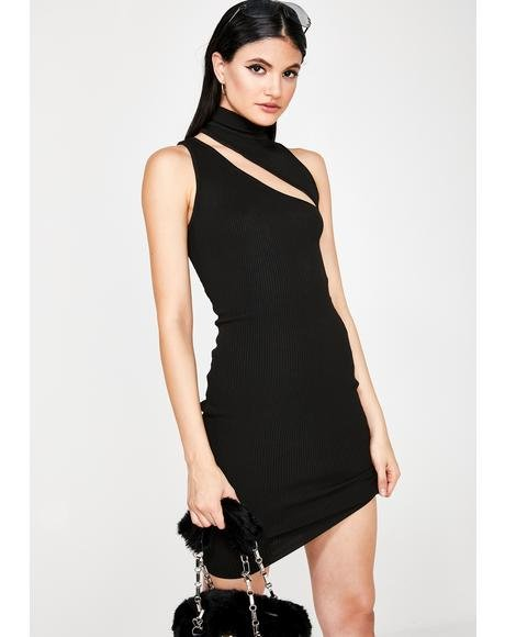 Verified Vixen Cutout Dress