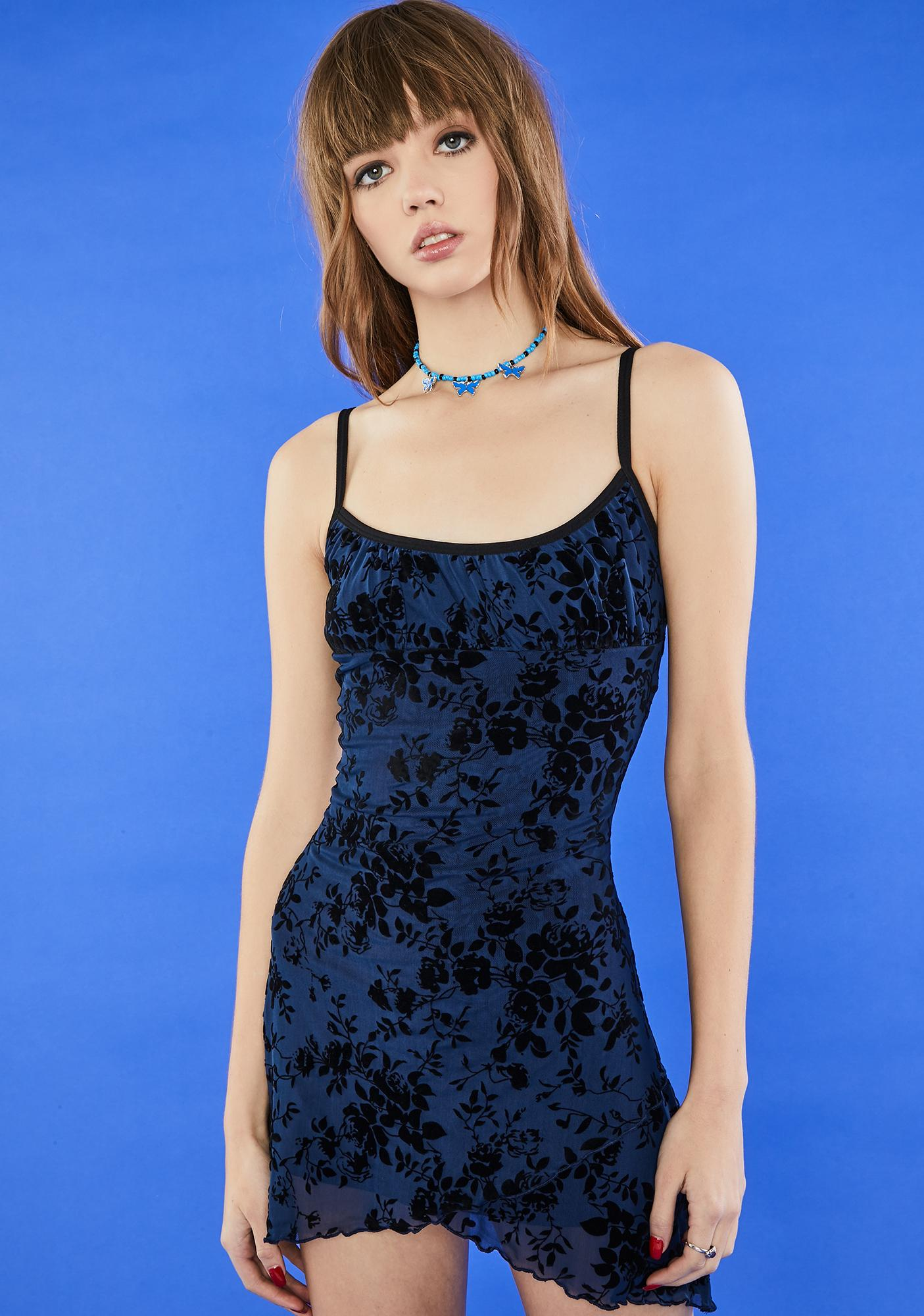 dELiA*s by Dolls Kill Humble Brag Mesh Dress