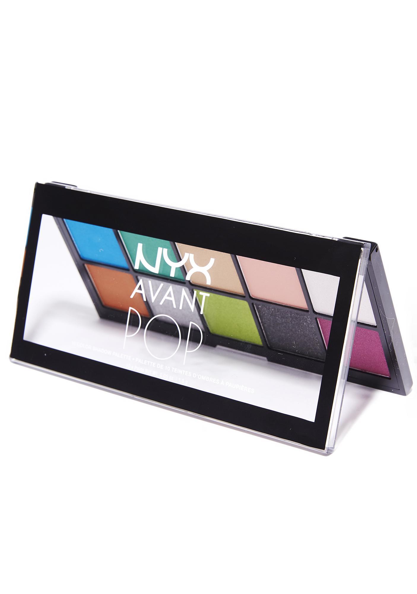 NYX Avant Pop Palette