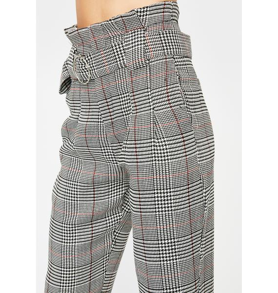 Get Paid Plaid Pants
