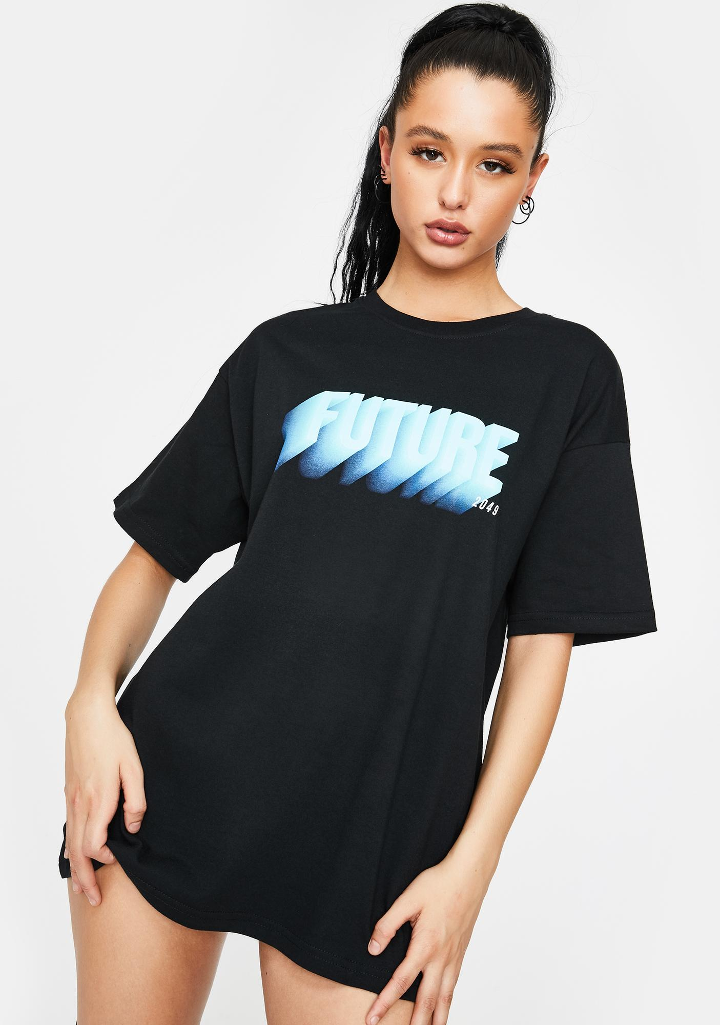 Local Heroes Future 2049 Graphic Tee