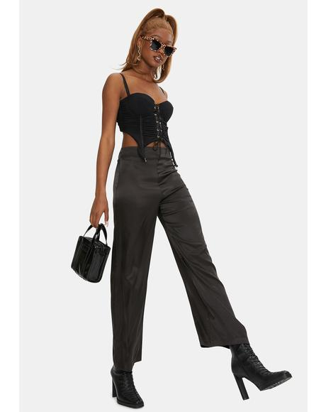 What You're Made Of Wide Leg Pants