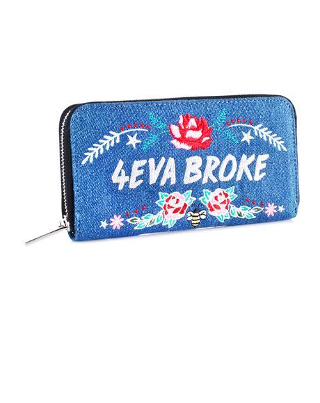 4Eva Broke Purse