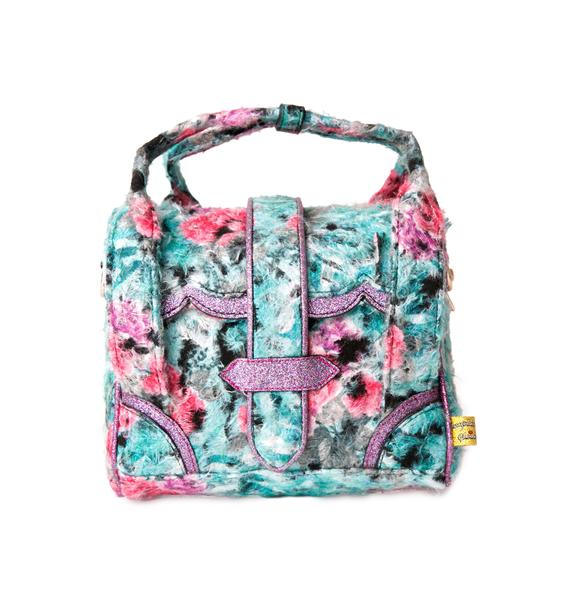 Irregular Choice Floral Lunchbox