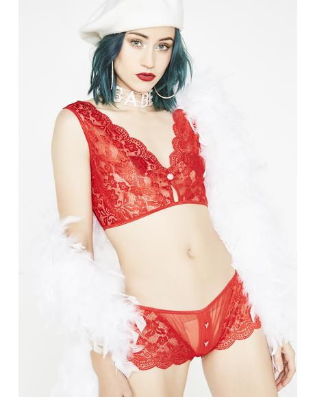 Indulge Me Lace Set