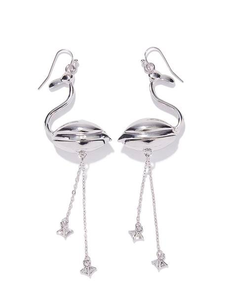 Take Flight Dangly Earrings