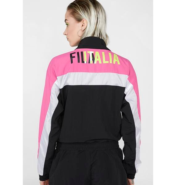 Fila Conchita Half Zip Wind Jacket
