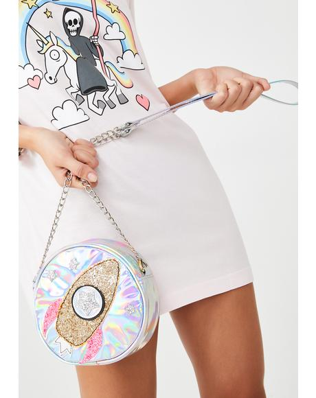 Rocket Babe Crossbody Bag