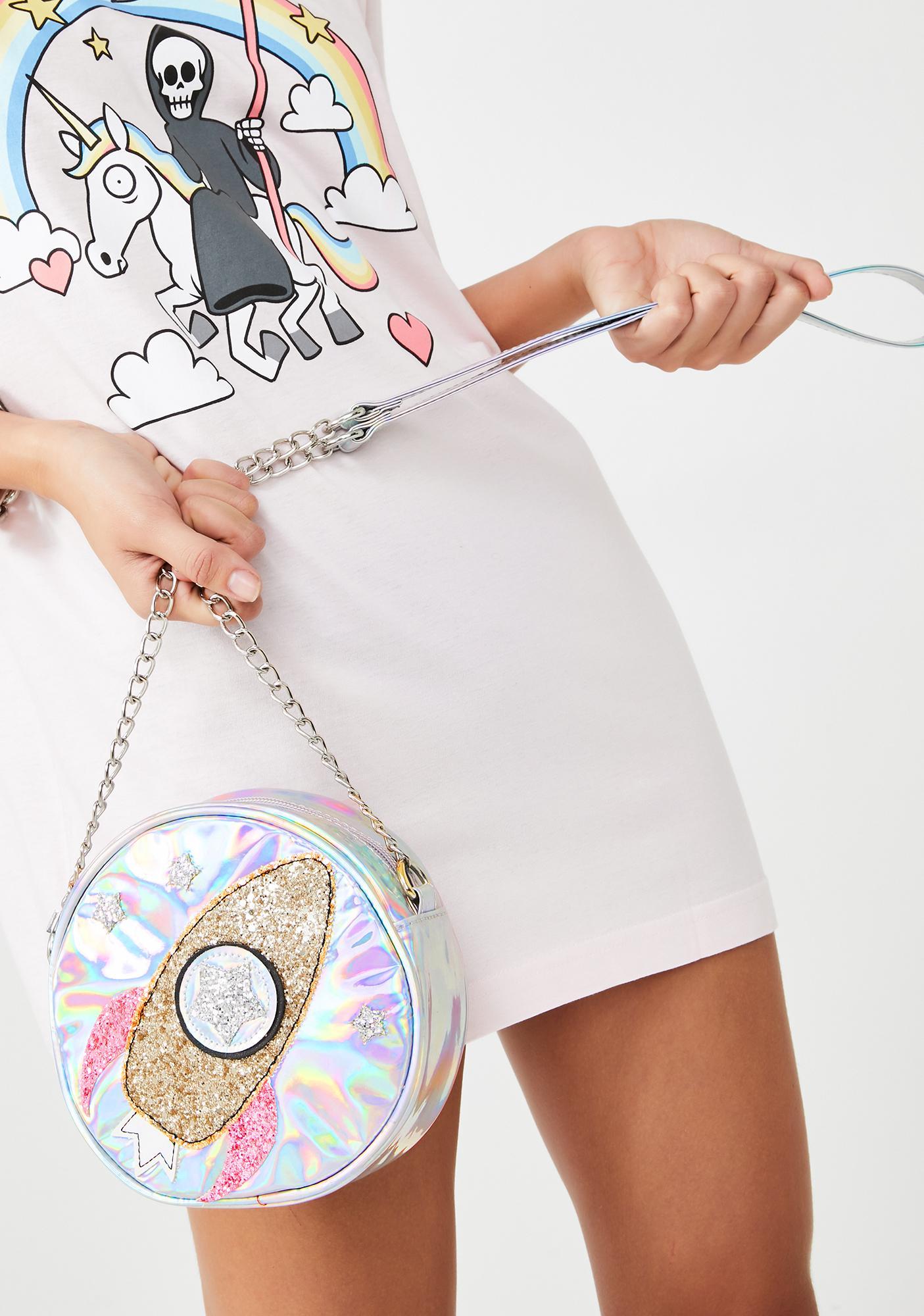 Rocket Babe Crossbody Bag