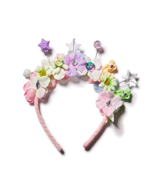 Flower Bomb Headband