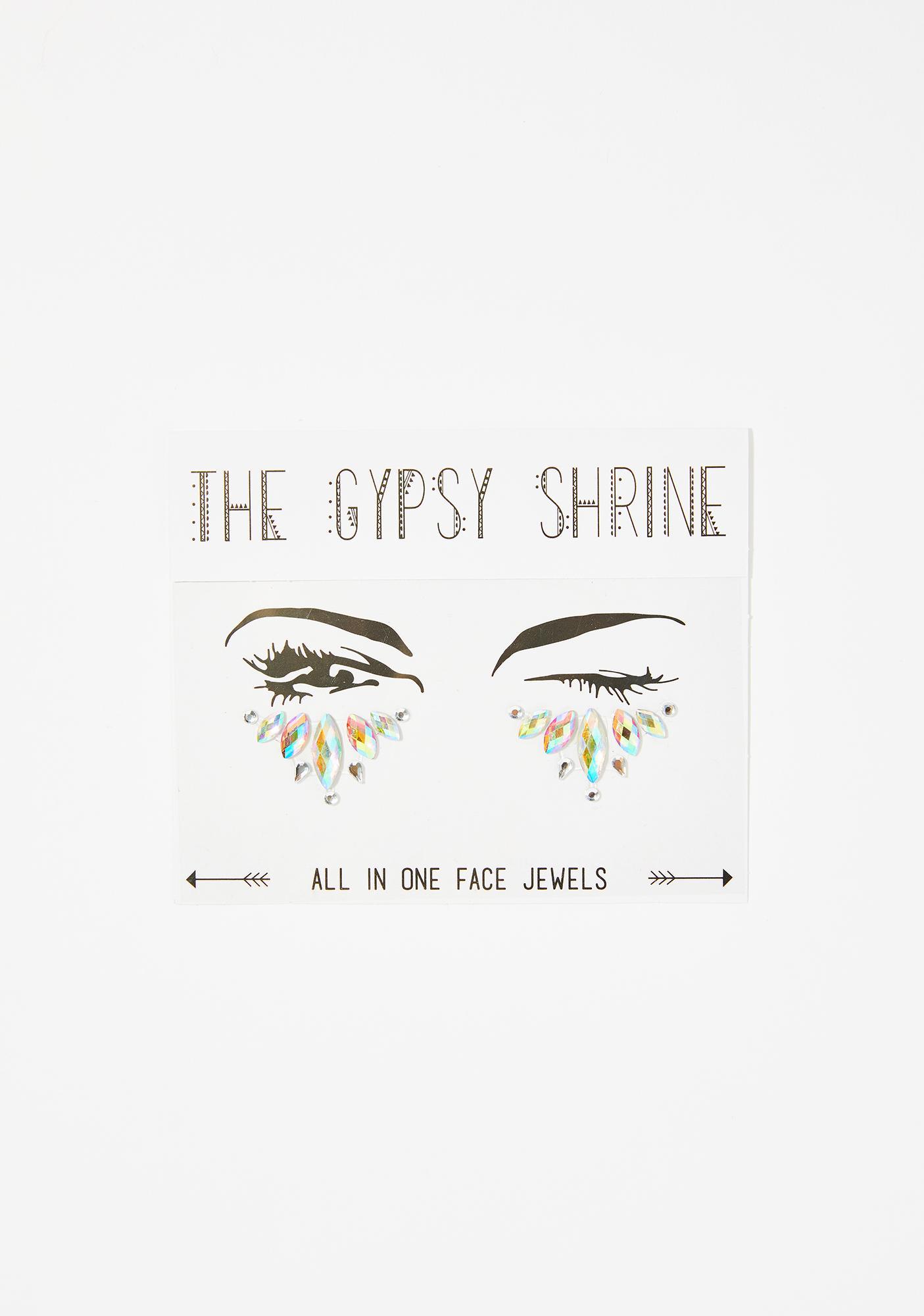 SHRINE Disco Glitz Under Eye Jewels