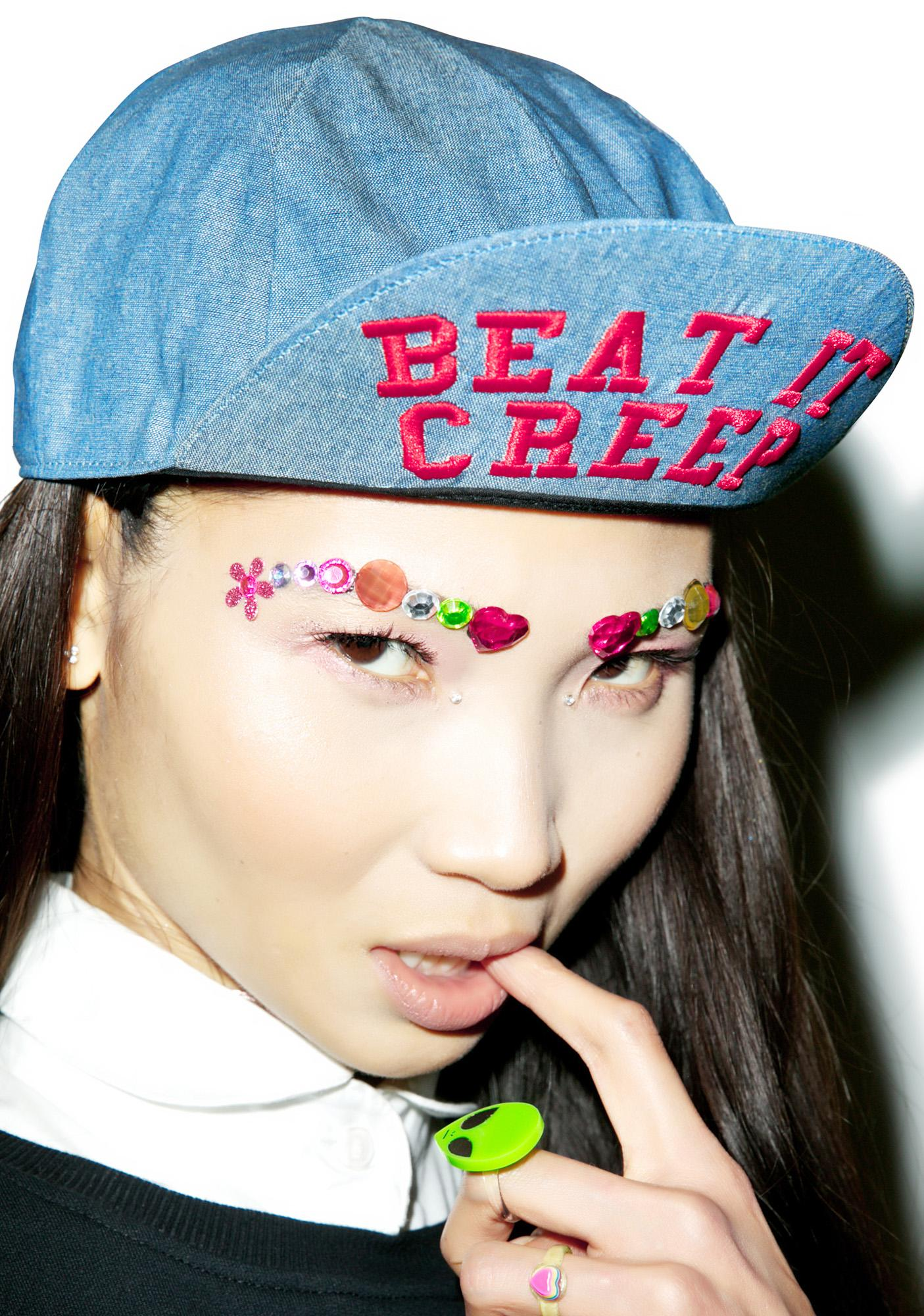 Valfré Beat It Creep Messenger Hat