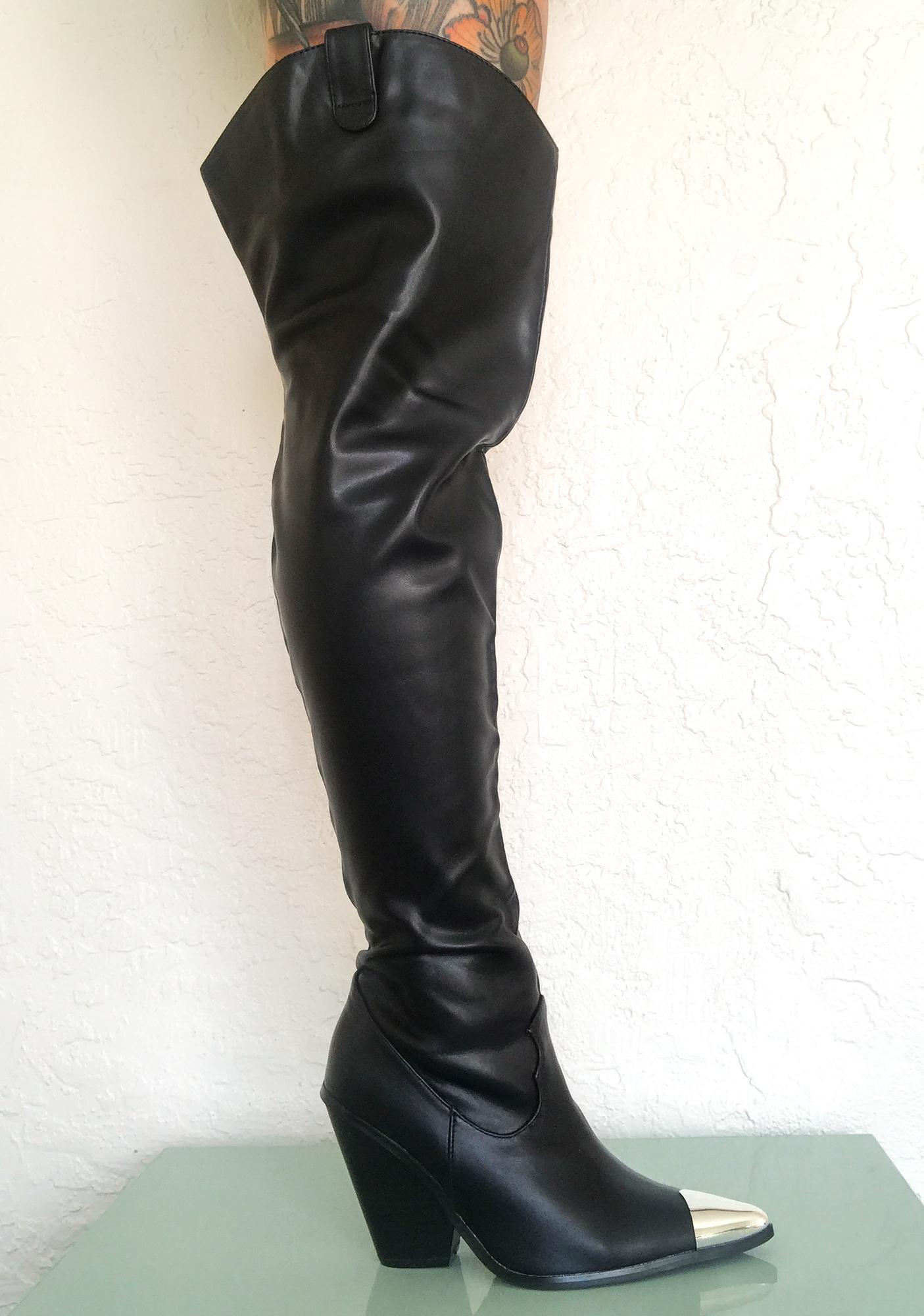 Get Your Kicks Cowboy Boots