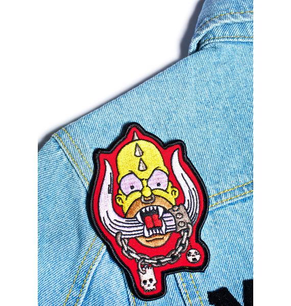 Homerhead Patch