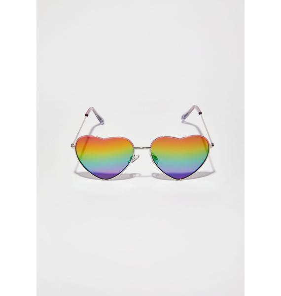 Skinnydip Madison Sunglasses