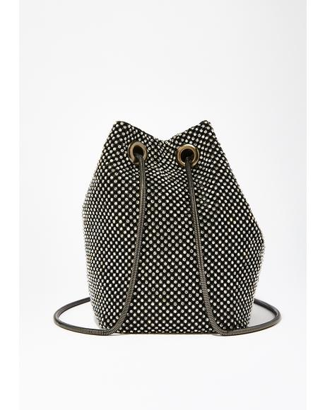 Bling Empress Bucket Bag