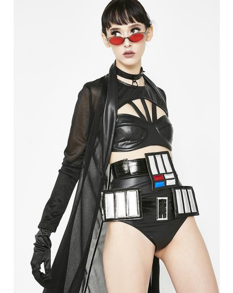 Vader Vixen Costume Set