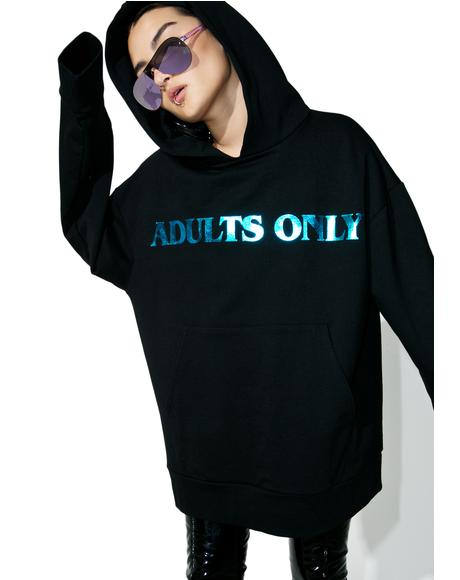 Adults Only Hoodie