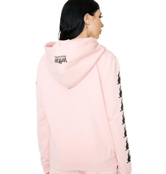 Married to the Mob x Penthouse Dancer Zip Hoodie