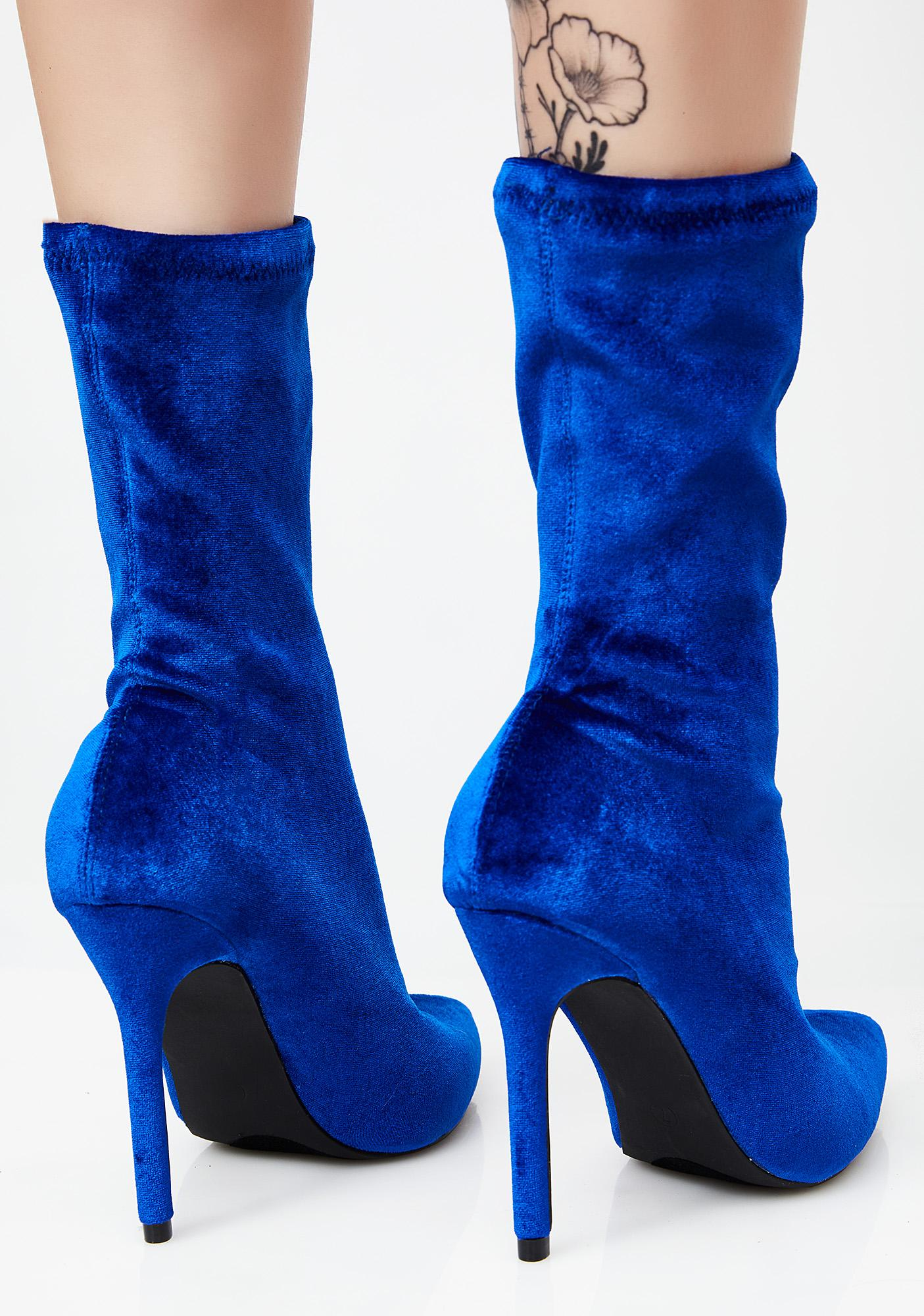 Give It Ur All Ankle Boots