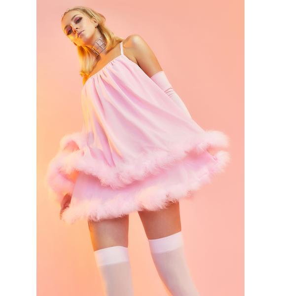 Sugar Thrillz Spoil Me Babydoll Dress