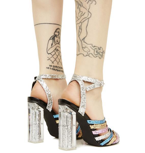 Queen Mylene Heels