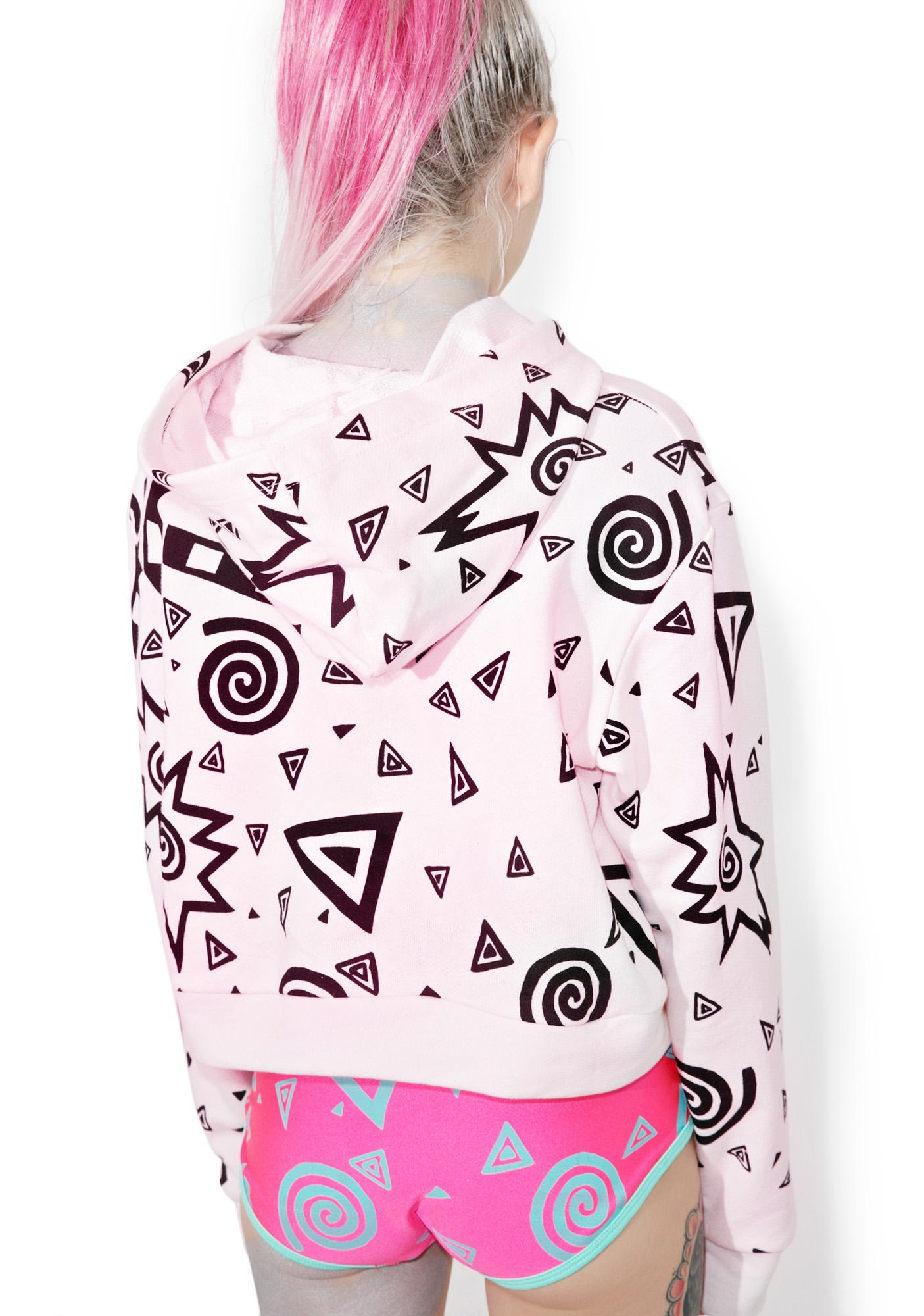 Mamadoux Art School Hooded Pullover