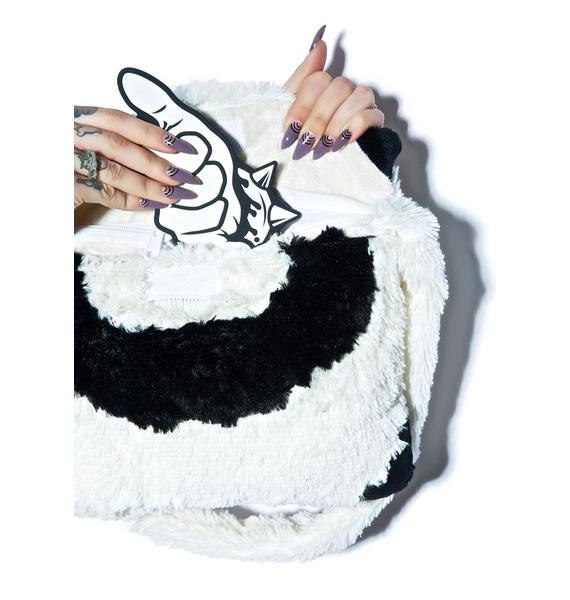 Pillow Pets Comfy Panda Purse