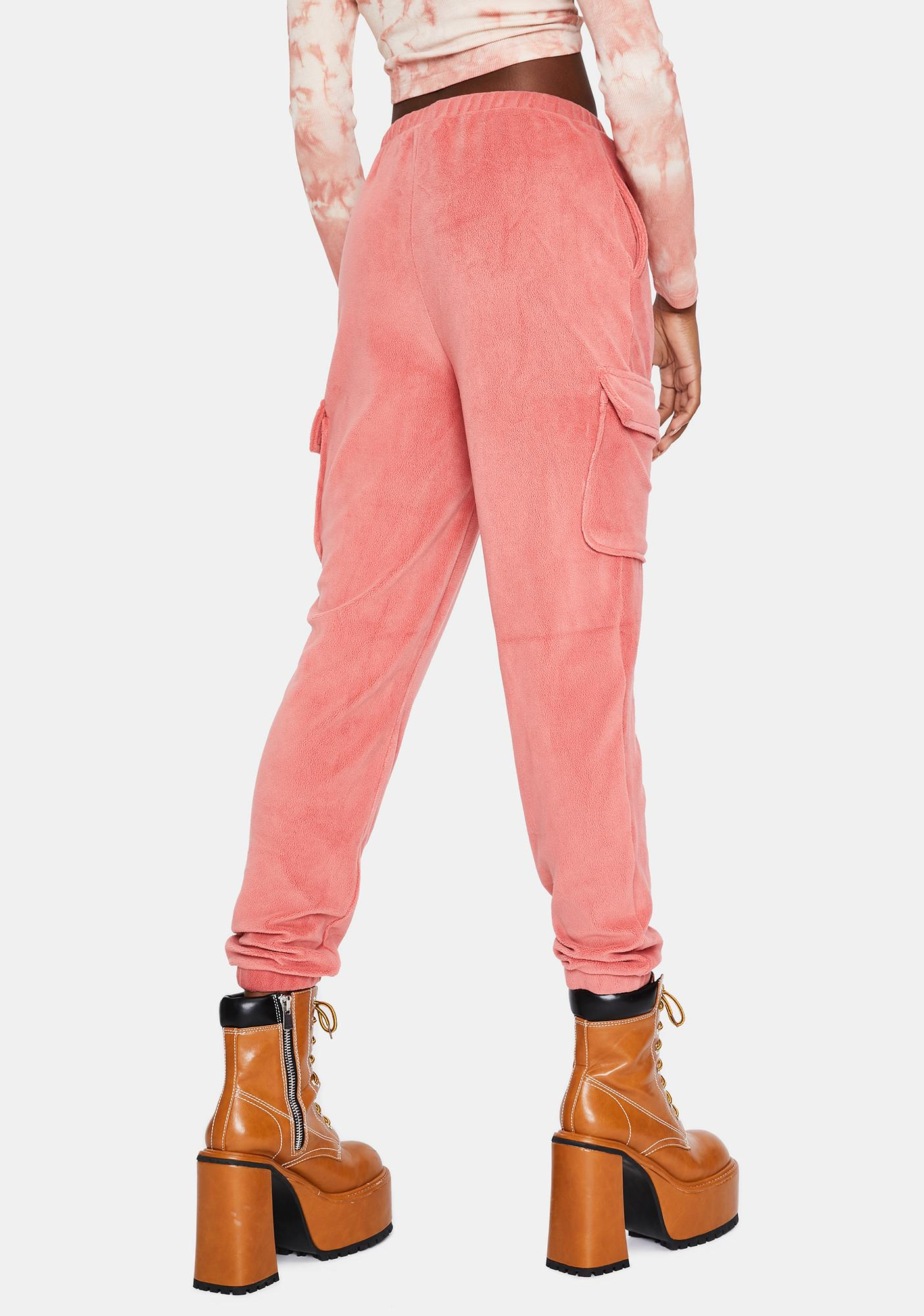Sugar Better And Better Cargo Jogger Pants