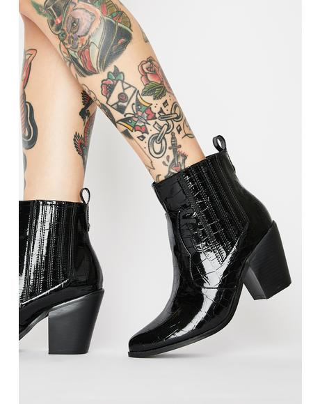 Wild Bold Rebel Ankle Boots