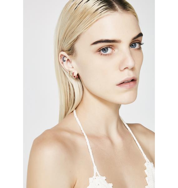 Starry Eyed Earring Set