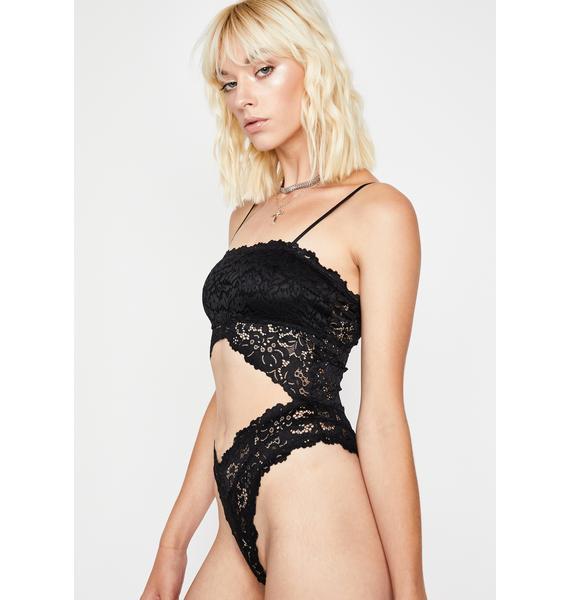 Grl Next Door Lace Bodysuit