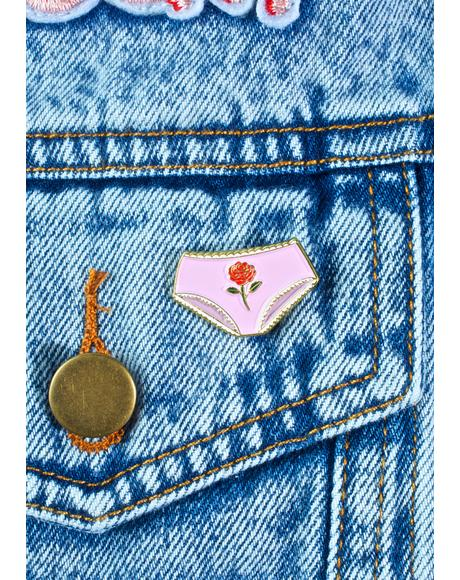 Panties Pin