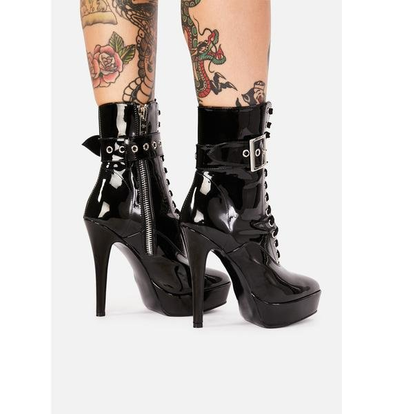 Current Mood Made For Rockin' Stiletto Boots