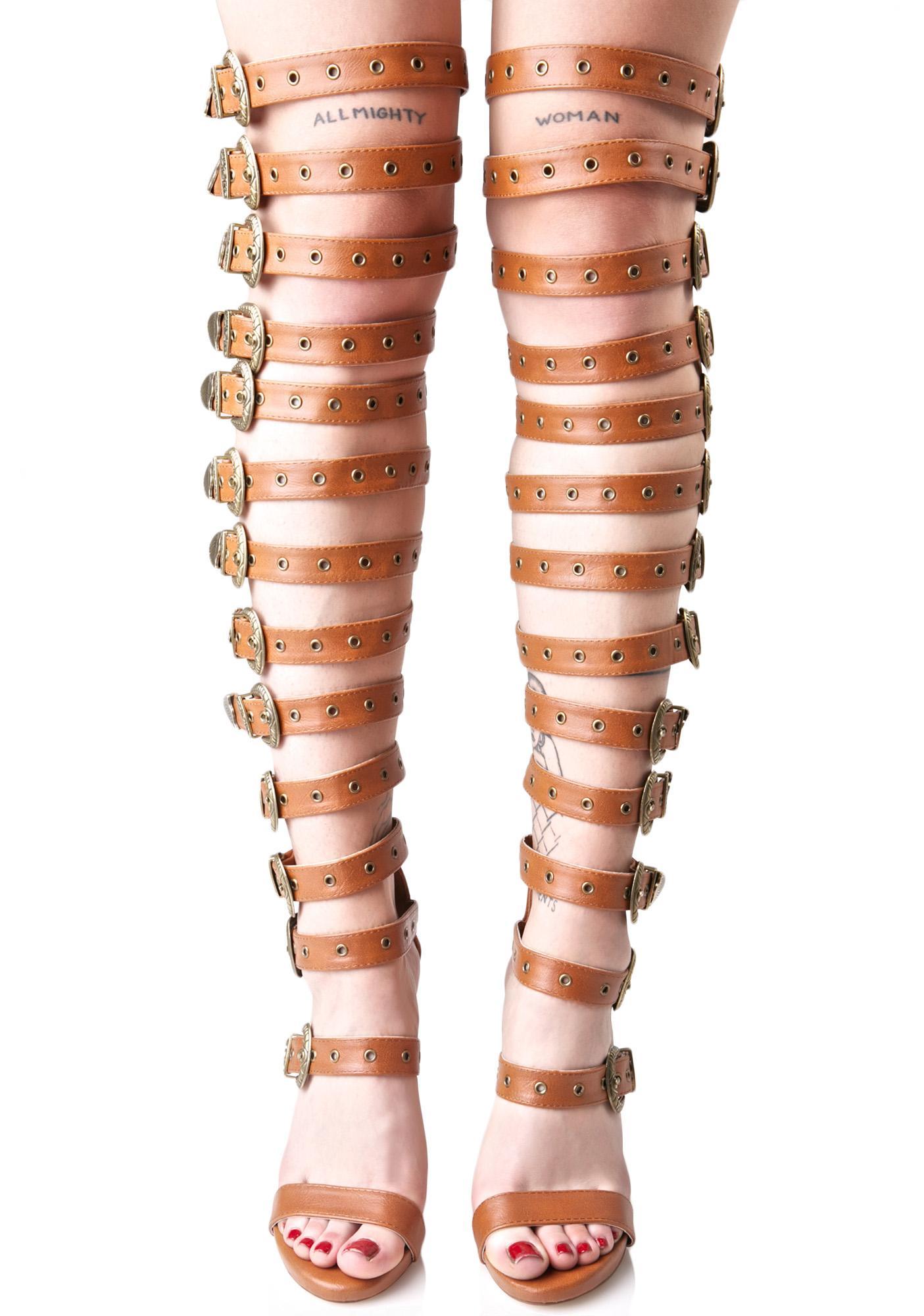 Reno Thigh-High Heels
