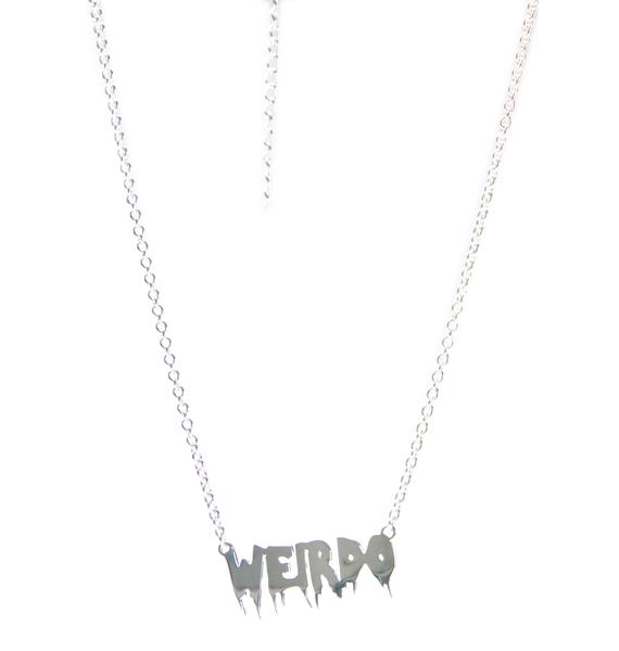 Disturbia Weirdo Necklace