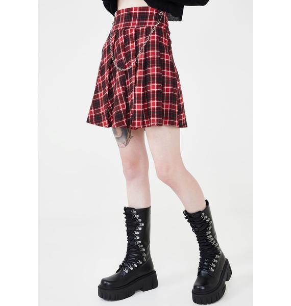 Disturbia Hayley Mini Skirt