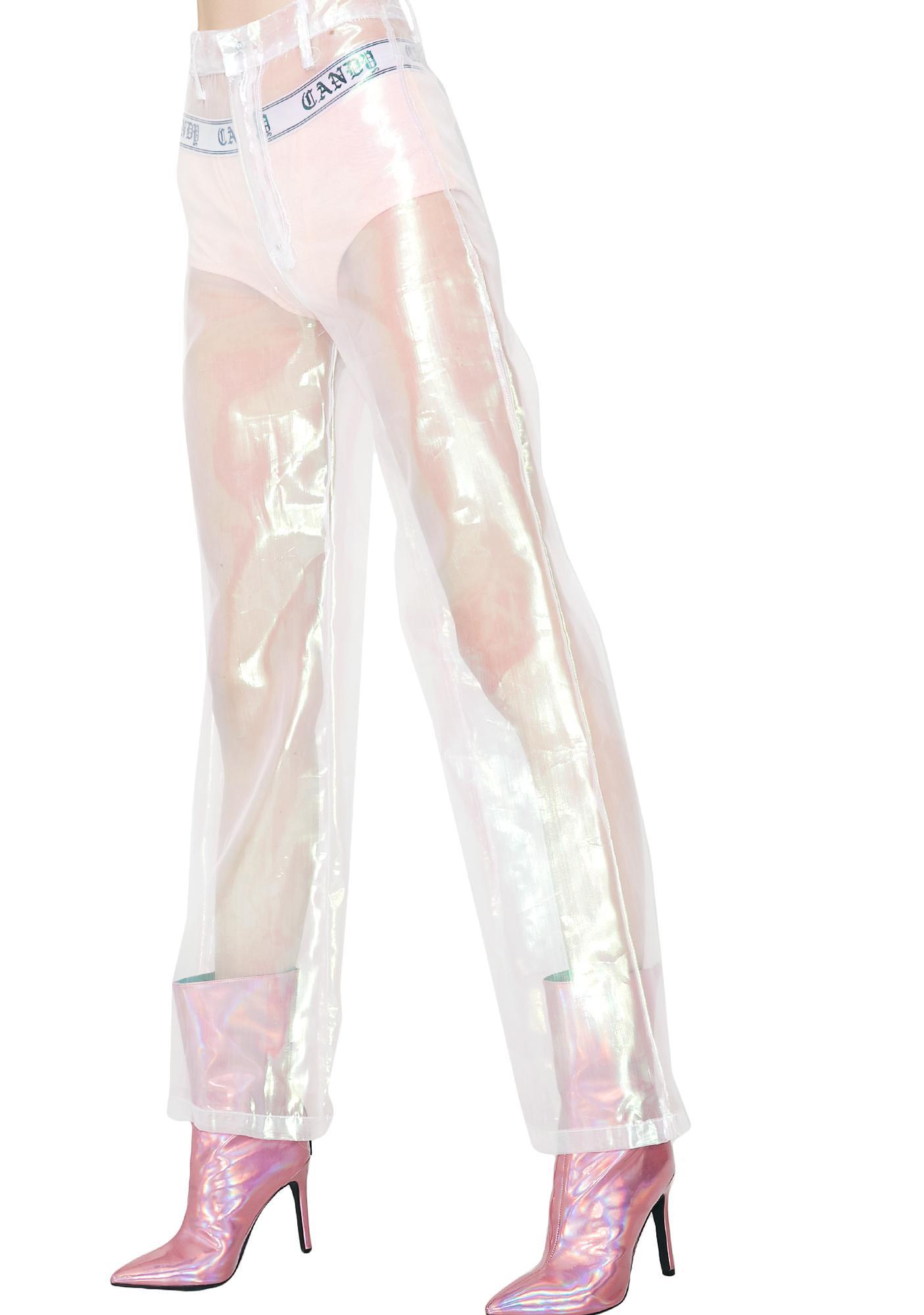 ESQAPE Sheer Desirez Pants