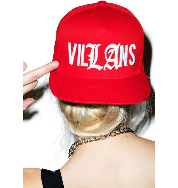 Villans Old LA Snapback